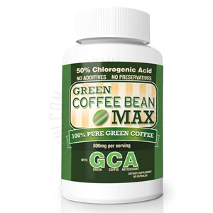 Green Coffee Bean Max - Diet and weight loss capsules in Sri Lanka